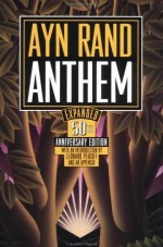 anthem, ayn rand, books, writing
