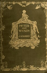 Peter Pan, J. M. Barrie, books, writing