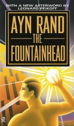 the fountainhead, ayn rand, writing, books, how to write